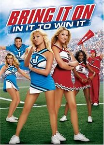 Bring It On: In It to Win It (DVD, 2007, Fullscreen) BRAND NEW SEALED!!!