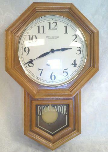 Regulator Clock Ebay