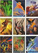 1993 Marvel Masterpieces Set