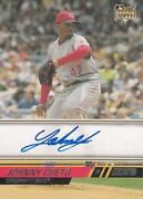 Johnny Cueto Auto
