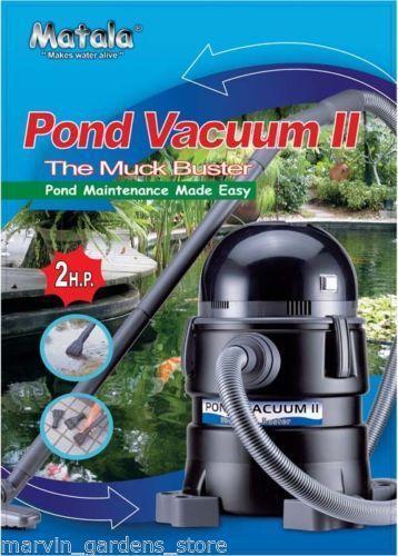 Pond Vacuum Ebay