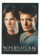 Supernatural SDCC