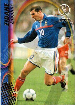 Panini 2002 FIFA World Cup Soccer Cards