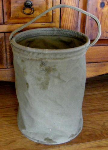 Canvas Water Bag Collectibles Ebay
