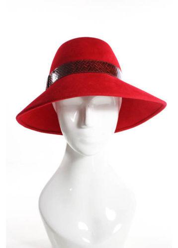 Gatsby hat Art Deco Retro hat Victorian hat Rust cloche hat  Felted hat felt hats Womens hat Cloche Hats felted hats Miss Fisher hat