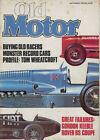 September Old Motor Magazines