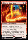 Creature Red Individual Magic: The Gathering Cards in Korean