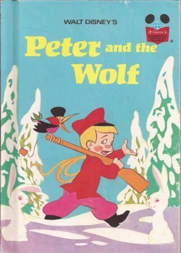 Disney Peter and The Wolf | eBay