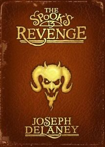 The Spook's Revenge: Book 13 (The Wardstone Chronicles)-ExLibrary