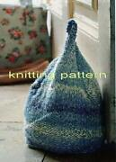 Knitted Door Stop Pattern