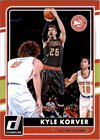 Kyle Korver Single Basketball Trading Cards