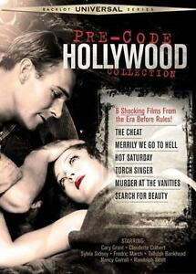 NEW DVD PRE-CODE HOLLYWOOD COLL. GIFT SET 47735898