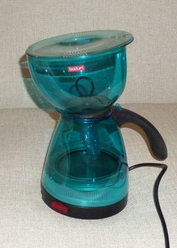 bodum vacuum coffee maker ebay. Black Bedroom Furniture Sets. Home Design Ideas