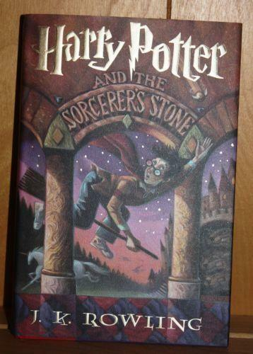 Harry Potter Book First Edition : Harry potter books first edition ebay