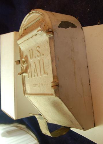 Antique Mailbox Ebay