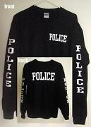 Police Long Sleeve Shirt