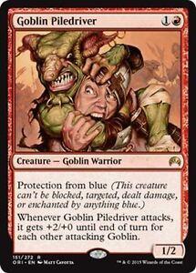 Goblin Piledriver, Magic Origins