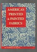 Book Print Fabric