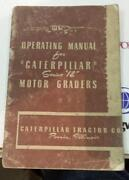 Caterpillar Manual