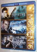 Blu Ray Triple Feature
