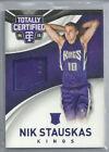 Ungraded Original Nik Stauskas Basketball Trading Cards