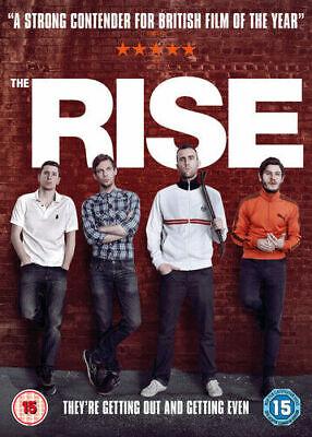 The Rise DVD (2013) Matthew Lewis British Heist Action Gangster movie Gift IDEA