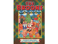 1000 Brand New The Broons Annual Paperback - Bargain