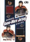 Memorabilia Ilya Kovalchuk Pacific Hockey Trading Cards