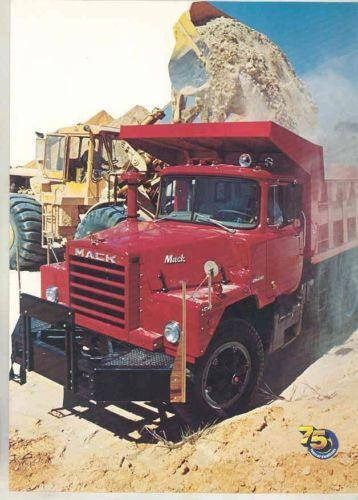 Used Dump Trucks Mack Ebay