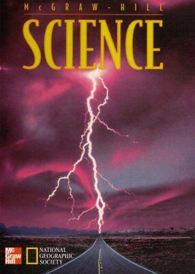 Mcgraw Hill Science  Grade 5  Student Edition  978