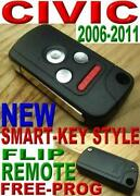 2006 Honda Civic Key