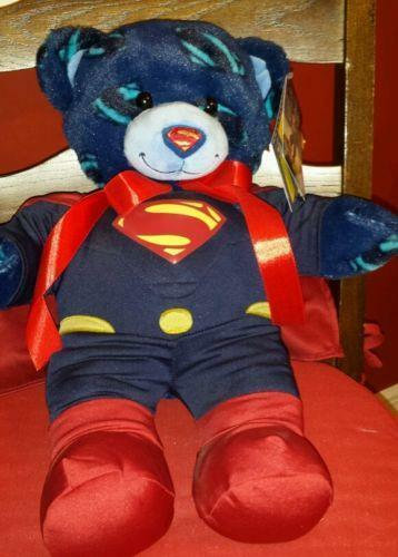 Build A Bear Superman Outfit