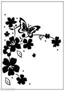 Butterfly Embossing Folder