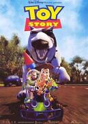 Toy Story Original Movie Poster