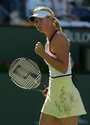 Maria Sharapova Autograph
