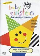 Baby Einstein Language Nursery DVD