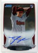 Tyler Skaggs Bowman Chrome