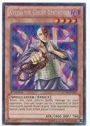Ghost RARE Yugioh Cards