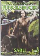 Jungle Book DVD
