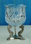 Crystal Tulip Bowl