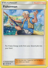 Fisherman - 130/168 2 cards Pokemon Celestial Storm + PROTECTORS | 2 CARDS