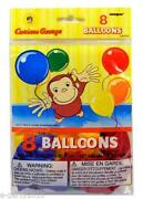 Curious George Balloons