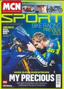 Motorcycle Sport Magazine