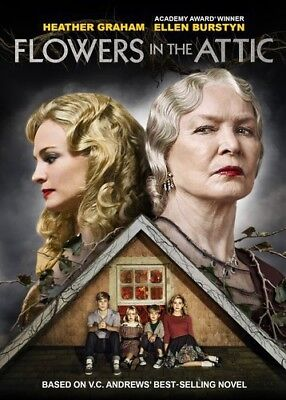 Flowers in the Attic [New DVD] Dolby, Widescreen