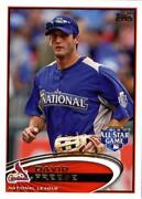 2012 Topps David Freese