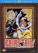 Fairy Tail DVD