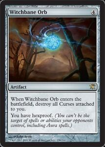 4x Witchbane Orb x4 Innistrad Magic MTG Near Mint