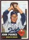 1953 Topps Podres