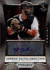 Jarrod Saltalamacchia Autograph