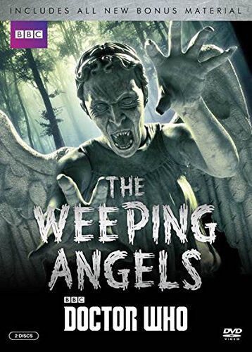 Doctor Who: Weeping Angels (2016, DVD NEW)